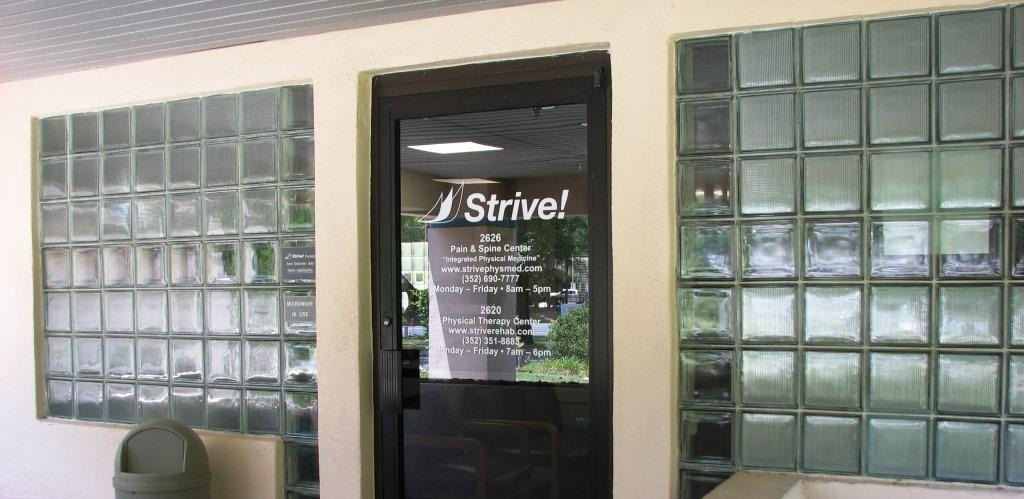 Strive Maricamp Center Physical Therapy in Ocala Florida