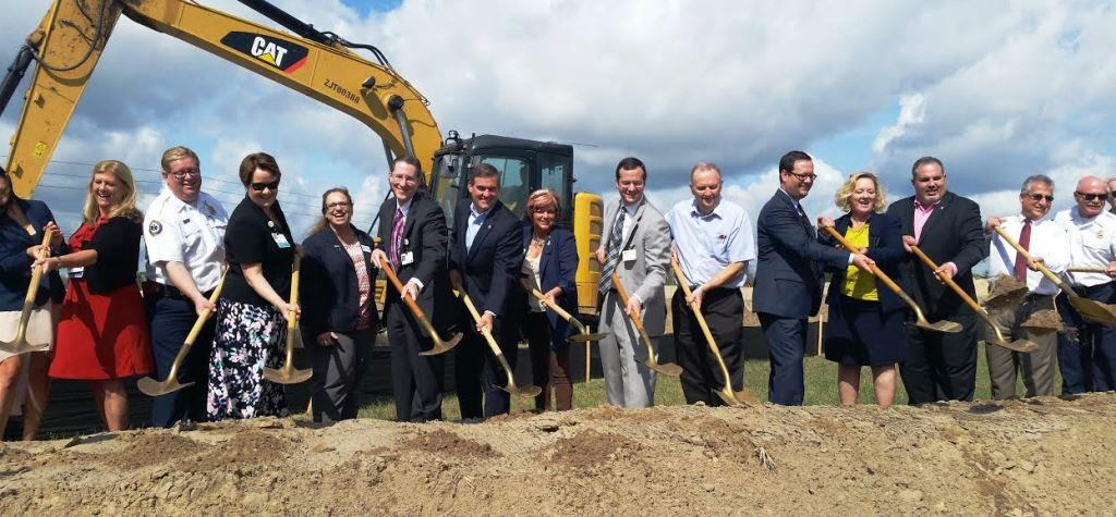 ORMC Summerfield Emergency Room Groundbreaking | Strive! Physical ...
